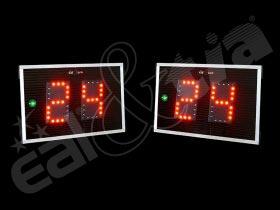Světelné tabule - časomíry Basketball - útočný čas 24s - příd. zařízení (2ks)