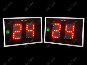 Světelné tabule - časomíry Basketball - útočný čas 24s Maxi - příd.zařízení (2ks)