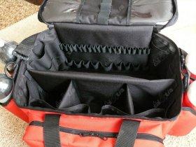 Zdravotnické brašny Sport PRO40-oranž * Masér * První pomoc * Medical Bag