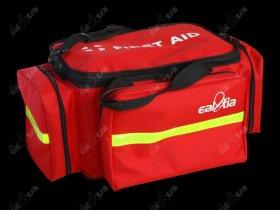 Lékárnička PRO40 - červená (prázdná) * Brašna pro maséra * Medical Bag