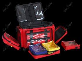 Lékárnička PRO40-oranž (prázdná) * First Aid * Masérská brašna * Medical Bag