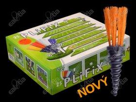 PLiFiX® značkovací systém pro travnatá hřiště - sada 25+kolík - výběr 5 barev