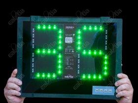 Střídací světelná tabule DERBY® Handy-E mono (jednostranná)