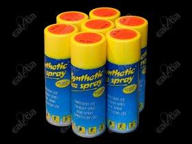 Kelen - chladící sprej, balení 7x400 ml * chladící spray * syntetický led