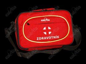 Lékárnička ZDRAVOTNÍK-M1 (vybavená) * První pomoc * First Aid * Medical Bag