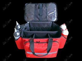 Lékárnička Sport PRO40 -červ. (prázdná) * Brašna pro zdravotníka * Medical Bag