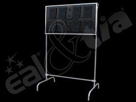 Světelná tabule - časomíra SPORT VARIO K.3 - Mini * stolní tenis, badminton a další
