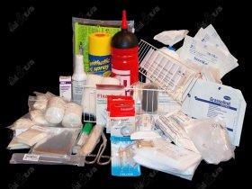 Zdravotnický materiál - sada Standard35 (předpisový obsah zdravotnické brašny)