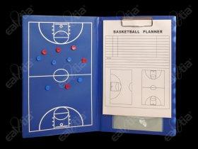 Trenérské desky s magnety a blokem - basketbal