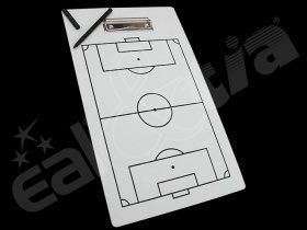Taktická tabulka kreslicí - fotbal