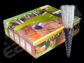 Značky PLiFiX®_značkovací sada fotbal, ragby_25+zarážecí kolík_výběr 5 barev