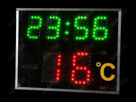 Fotbalová tabule DERBY® RTC Smart * Mobile Stand (přenosná, paměť, senzor)