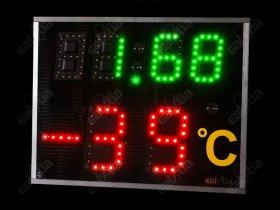 STOPKY GPS.02 - Full Plus * Stopwatch Mobile Stand (dálkové ovl., výstupy čidel)