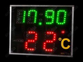 STOPKY GPS.02 - Full * Stopwatch Mobile Stand (dálkové ovl., paměť, čas, teplota)