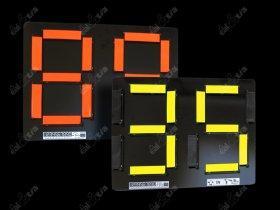 Střídací tabule mechanická - fotbal HANDY
