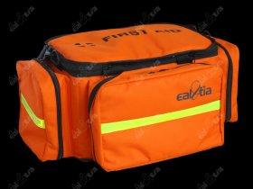 Lékárnička PRO40 -oranž (prázdná) * First Aid * Brašna pro zdravotníka * Masér