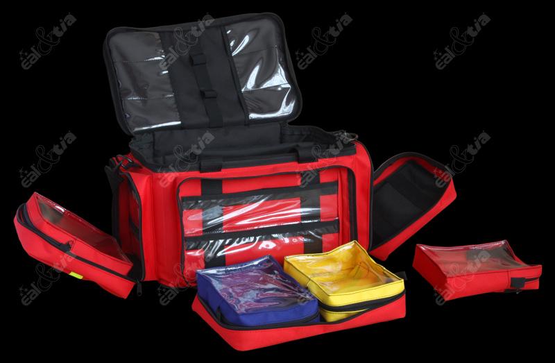 1fc5c2a0f7 ... Lékárničky PRO40 -červená (prázdná)   First Aid   Medical Bag    Zdravotník ...