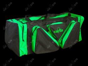 Hokejová taška LUX * černo-zelená