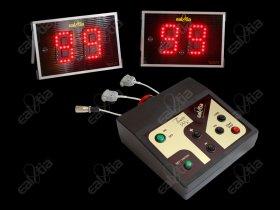 Odpočet času útoku TIMER 99s.KN+          Basket * Korfbal * Vodní polo * Lacrosse